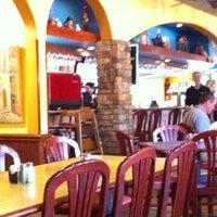 Photo taken at Elizabeth's Pizza by Nicky S. on 1/7/2011