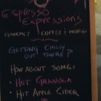 Photo taken at Espresso Expressions by Tom M. on 1/11/2011