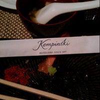 Photo taken at Kempinski Buffet hotel indonesia by Taurustya A. on 12/17/2011