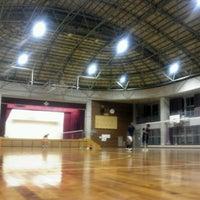 Photo taken at 糸満市立 兼城中学校 by maijun on 7/19/2012