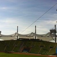 Foto scattata a Zeltdachtour Olympiastadion da Florian M. il 9/11/2011