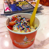 Photo taken at FroyoLife by Vanessa N. on 1/2/2011