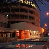 Foto tirada no(a) Hotel Marambaia por Diego B. em 12/14/2011