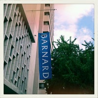 Photo taken at Barnard College by Jeans on 9/11/2011