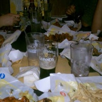 Photo taken at Buffalo Wild Wings by Franklin R. on 11/1/2011