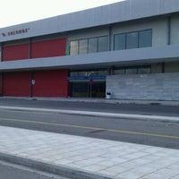 Photo taken at Zakynthos International Airport Dionysios Solomos (ZTH) by Peter V. on 9/12/2012