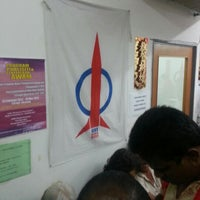 Photo taken at Pusat Kitar Semula Komuniti Presint 9 by Edward L. on 7/26/2012