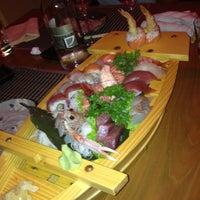 Foto scattata a Sushi Masa da Berton il 8/31/2012