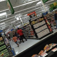 Photo taken at Walmart Supercenter by Mat W. on 8/11/2012