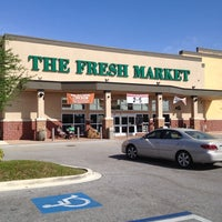 Photo taken at The Fresh Market by Lisa N. on 3/9/2012