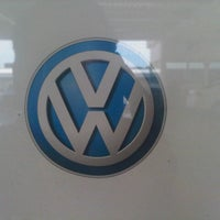 Photo taken at Volkswagen by Cheché C. on 7/7/2012