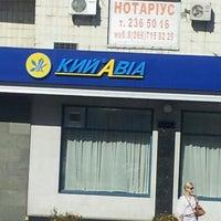 Снимок сделан в КийАвіа / KiyAvia пользователем Igorien A. 9/5/2012