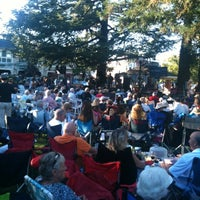 Photo taken at Jazz On The Plazz by Vickie C. on 8/9/2012