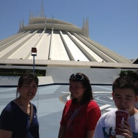 Photo taken at Space Mountain by James W. on 7/30/2012