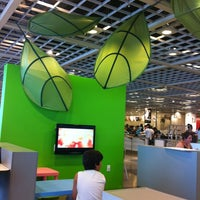 Photo taken at IKEA Restaurant & Cafe by Tracy C. on 6/9/2012