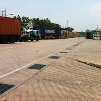 Photo taken at Toshiba Logistic Thailand by Thodsaphon T. on 4/24/2012