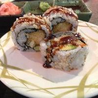 Photo taken at Sushi Japan by Chris B. on 7/4/2012