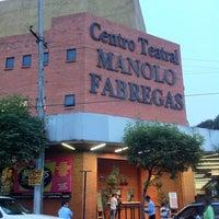 Das Foto wurde bei Centro Teatral Manolo Fábregas von Emmanuel B. am 8/24/2012 aufgenommen