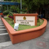 Photo taken at Jabatan Pengangkutan Jalan (JPJ) by Hana M. on 7/3/2012