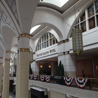 Photo taken at The Ritz-Carlton, Cleveland by Aysen U. on 6/11/2012