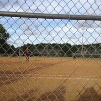 Photo taken at Treaty Park Ball Fields by William J. on 6/19/2012