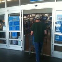 Photo taken at Walmart Supercenter by Michael C. on 5/28/2012