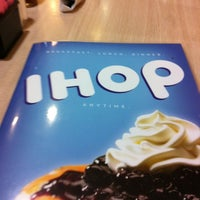 Photo taken at IHOP by Charles H. on 3/11/2012