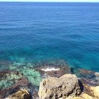 Photo taken at Punta Ristola by JJ on 6/7/2012