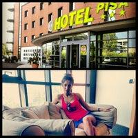 Foto scattata a B&B Hotel Pisa da Кирилл А. il 8/10/2012