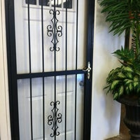 Photo taken at Iron Gate Security Doors Unlimited, Inc. by Leona J. on 3/14/2012