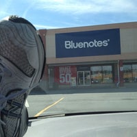 Photo taken at Bluenotes by Brent M. on 4/18/2012