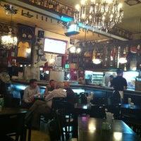 Photo taken at Posto 6 by Felipe G. on 3/8/2012