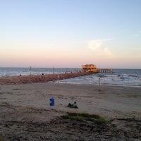 Photo taken at 61st Street Fishing Pier by Luke M. on 9/6/2012