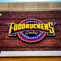 Photo taken at Fuddruckers by Brian R. on 2/26/2012
