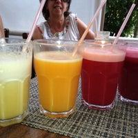 Photo taken at Savassi Naturale by Anna Karla S. on 4/7/2012