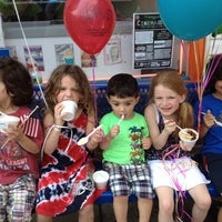 Photo taken at Ralph's Famous Italian Ices by Tara L. on 5/28/2012