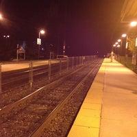 Photo taken at SEPTA Pennbrook Station by Vikram D. on 4/13/2012