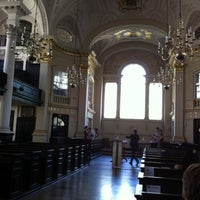 Photo taken at St Martin-in-the-Fields by Ilnur M. on 7/22/2012