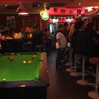 Photo taken at Cork's Irish Pub by Piero T. on 10/15/2011