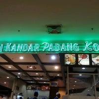 Photo taken at Nasi Kandar Padang Kota by RaFaeL R. on 2/2/2012