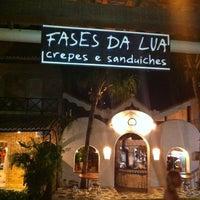 Photo taken at Creperia Fases da Lua by Ricardo T. on 3/31/2012