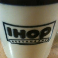 Photo taken at IHOP by Justen O. on 3/18/2011