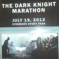 Photo taken at Cinemark Paducah by Rick P. on 7/19/2012