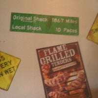 Photo taken at Shane's Rib Shack by A. D. on 1/7/2012