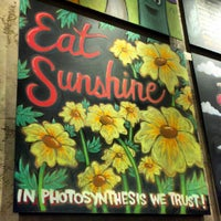 Photo taken at Native Foods by Steve K. on 6/2/2012