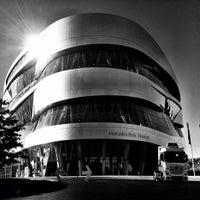 Das Foto wurde bei Mercedes-Benz Museum von Teymur M. am 8/19/2012 aufgenommen