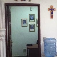 Photo taken at Oficina Nacional Obras Misionales Pontificias El Salvador by Martha Isabel C. on 10/28/2011