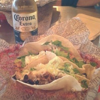 Photo taken at Chipotle Mexican Grill by Claudia G. on 9/6/2011