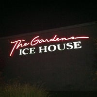 Photo taken at The Gardens Ice House by Paula H. on 11/4/2011