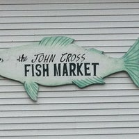 Photo taken at John Cross Fish Market by GastroBoy A. on 8/16/2012